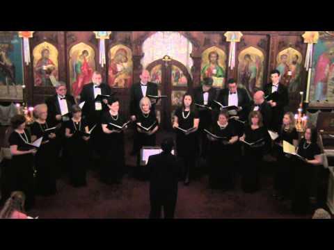 Arise O God - Turchaninov - The Spirit of Orthodoxy Choir
