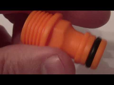 Фитинг Presto-PS адаптер под коннектор с наружной резьбой 1/2 дюйма (5701)
