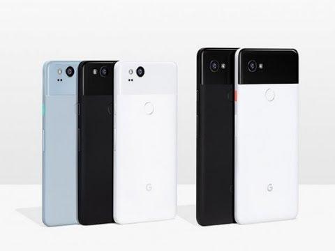 เปิดตัว Google Pixel 2 / 2 XL ก้าวข้ามทุกอย่างที่ Smartphone เคยมีมา