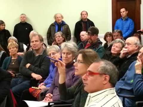 Fort Hill Lyman Estate Presentation and Community Brainstorming Forum February 3, 2014