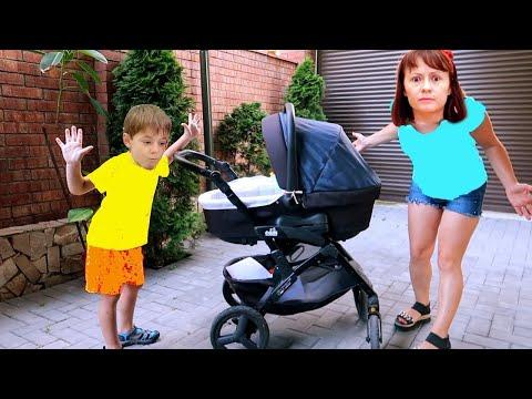 Cine a luat bebelusul din carucior | Sketch Bogdan Show