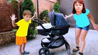 Cine a luat bebelusul din carucior   Sketch Bogdan Show