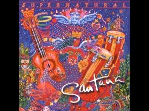 Santana- Corazon Espinado (Lyrics)