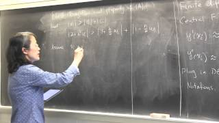 cmpsc math 451 april 20 2015 finite difference method two point bvps wen shen