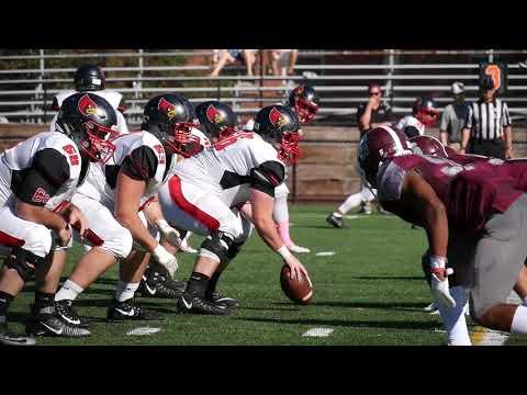 Springfield College Football Highlights - October 21, 2017