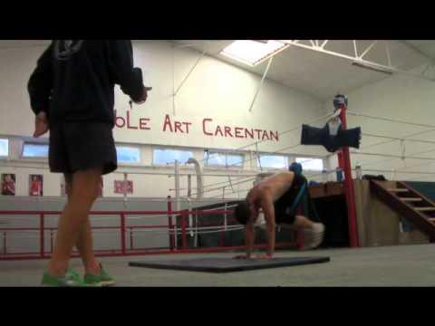 Preparation physique boxe