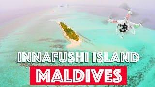 НЕОБИТАЕМЫЙ ОСТРОВ ИННАФУШИ МАЛЬДИВЫ, ЛУЧШИЕ ПЛЯЖИ | INNAFUSHI ISLAND MALDIVES(Остров INNAFUSHI ISLAND находится в 15 минутах хода от острова Фулхадху, который в свою очередь находится в 3х часах..., 2016-10-24T06:01:05.000Z)