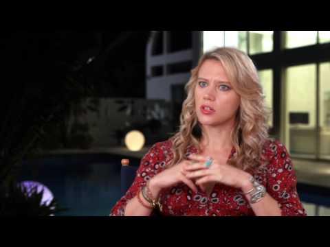 "Rough Night: Kate McKinnon ""Pippa"" On Set Movie Interview"