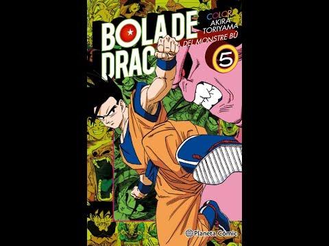 review-español-|-manga-full-color-tomo-5-saga-majin-boo-|-dragon-ball-z