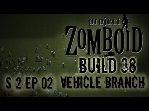 PROJECT ZOMBOID BUILD 38 | Noise Maker | Season 2 Ep 2 | Let's Play Project Zomboid!