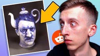 Hitler zaklęty w czajniku?! | Reddit | Kociołek Patofonixa
