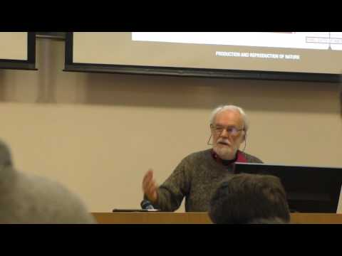 'Visualizing Capital' with Professor David Harvey