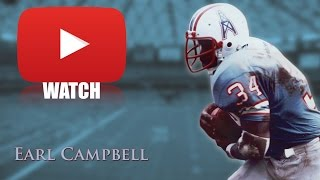 Earl Campbell ||