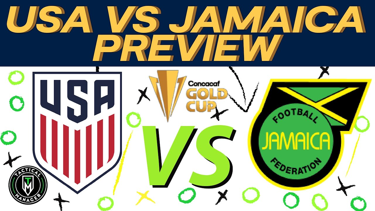USMNT vs. Jamaica: Gold Cup live stream, TV channel, watch USA ...