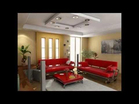 contoh ruang tamu minimalis mewah dan modern - youtube