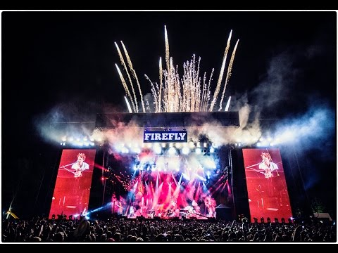 Paul McCartney getting #OutThere at the Firefly Music Festival