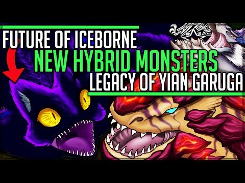 New Hybrid Monsters - New Monsters to Come to Monster Hunter World Iceborne! (Discussion/Theory/Fun) |