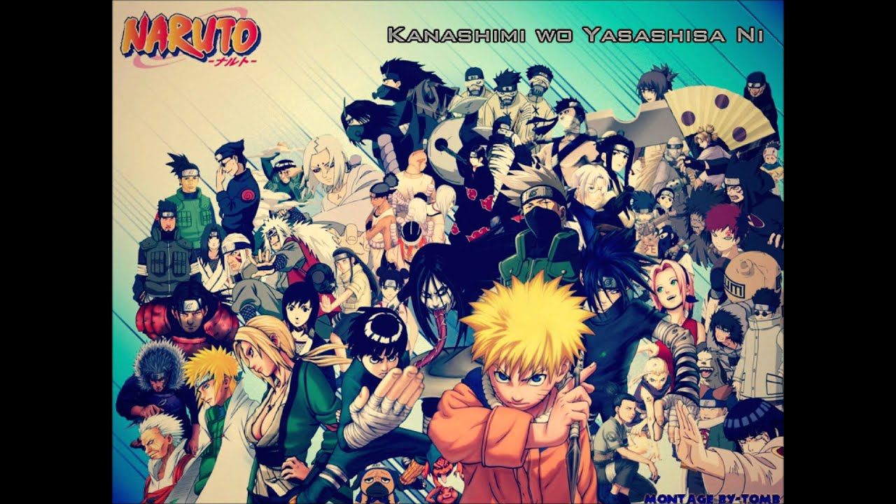 Download naruto opening 03 kanashimi wo yasashisa ni by little.
