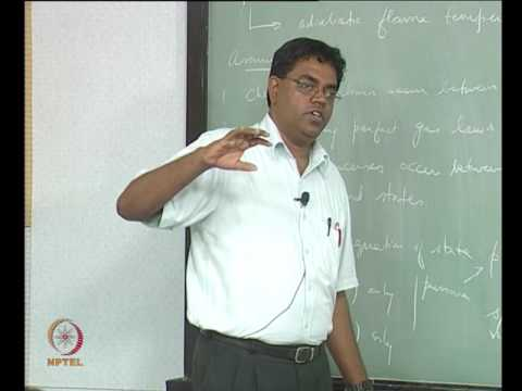 Mod-01 Lec-02 Chemical Reactions, Heats of Reaction and Formation