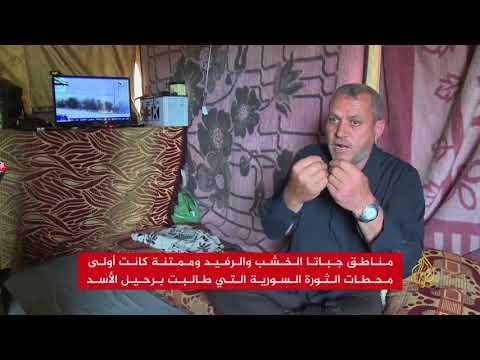 النازحين العالقين بين إسرائيل وسطوة النظام  - نشر قبل 2 ساعة