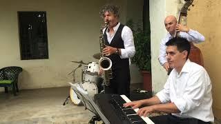 ... stefano menato - saxmatteo ricca pianomauro sereno double bassmaurizio franceschetti drums————————————atelier del...