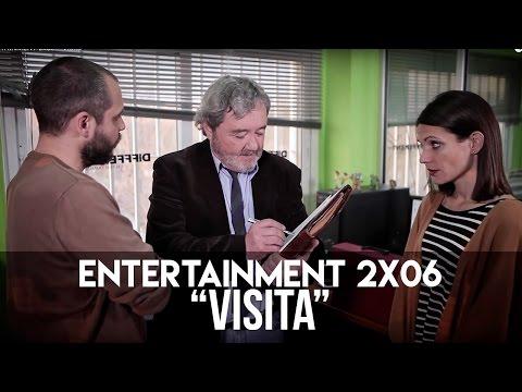 "ENTERTAINMENT 2x06 - ""Visita"""