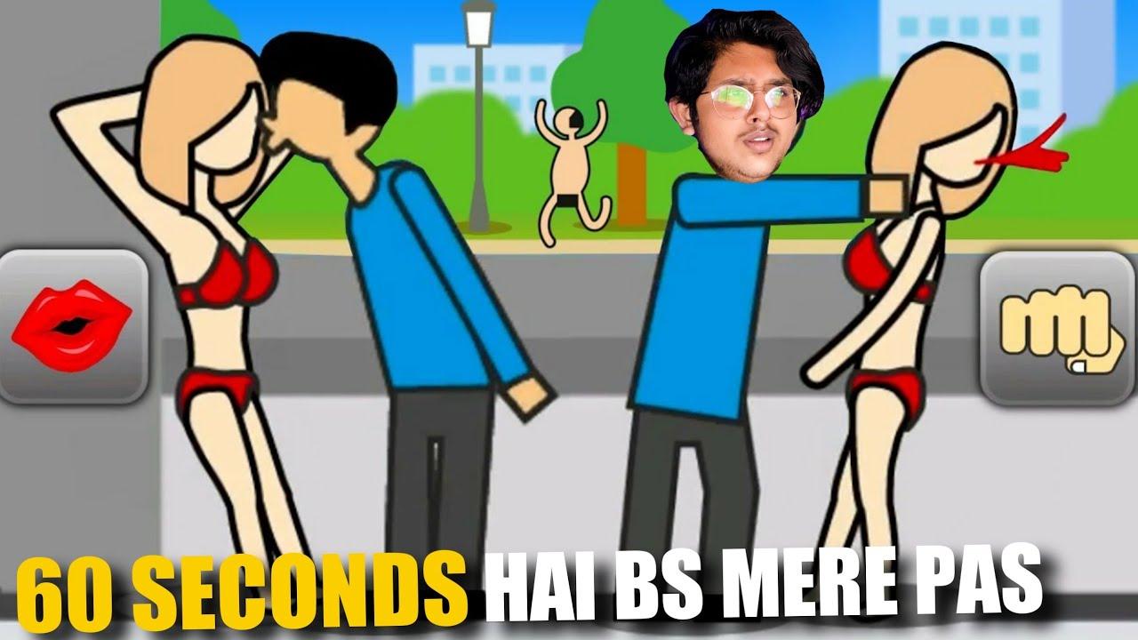 Download MERE PAS SIRF 60 SECONDS HAI JEENE KE LIYE