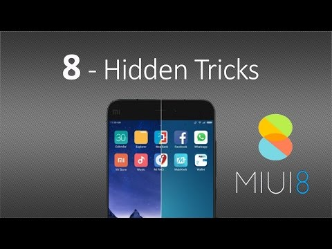 MIUI 8 -Top 8 Hidden Tricks Which You May Like