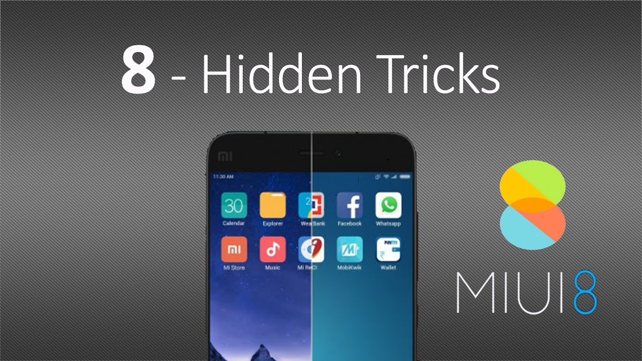 Miui 8 top 8 hidden tricks which you may like youtube stopboris Images