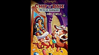 Chip N Dale Duelling Dale Uk Vhs 1992
