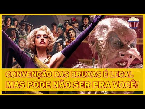 Crítica de Convenção das Bruxas e por que o remake NÃO É PARA VOCÊ... ENTENDA! 😳