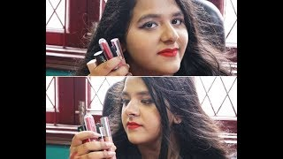 My Favourite Red Lipsticks | Under 1000 | Perfect Bridal Reds