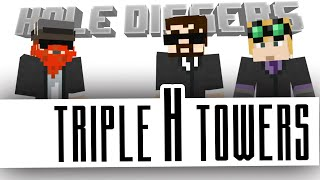 Minecraft - Triple H Towers - Hole Diggers 10