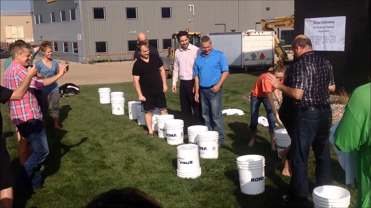 Good Flynn Canada Industrial (Edmonton) ALS Ice Bucket Challenge