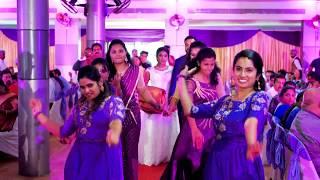 Jillam Jillala at Jobin and Sherryl's Wedding