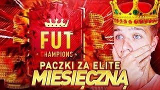 MOJA NAJLEPSZA PACZKA ZA ELITĘ MIESIĘCZNĄ! | FIFA 18 ULTIMATE TEAM [#35]