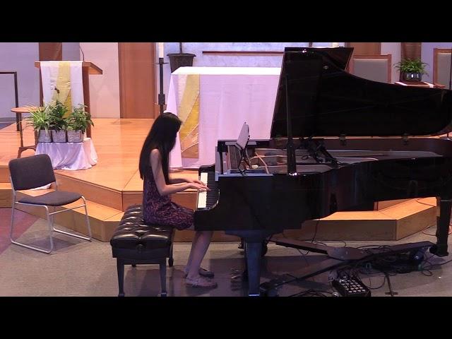 24 Mozart, Rondo in D, K. 485