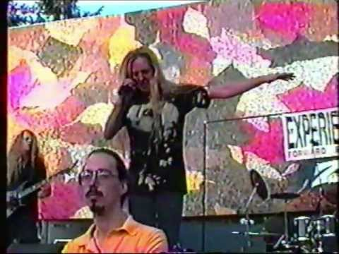 Very Rare NEVERMORE Video Live at the Mural Amphitheatre, Seattle, WA, USA August 1992