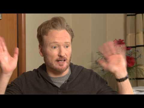Irish Writers in America - Conan O'Brien on In-breeding