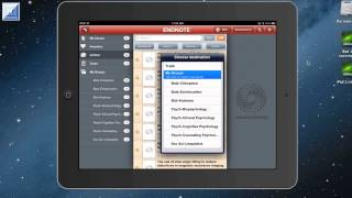 How to use EndNote on the iPad