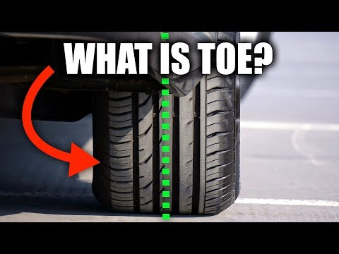 Toe-in and Toe-out - Explained