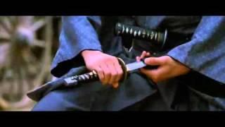 Last Samurai - Haircut