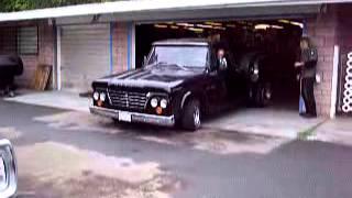 1964 Dodge D100 CSS Utiline