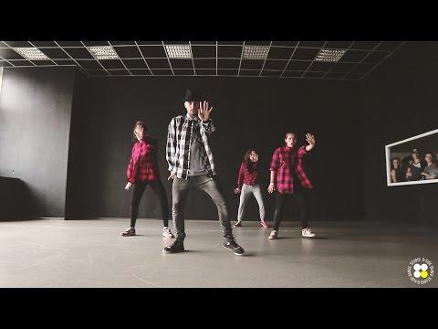 Major Lazer – Powerful | Hip Hop by Michael Shurpa | D.side dance studio