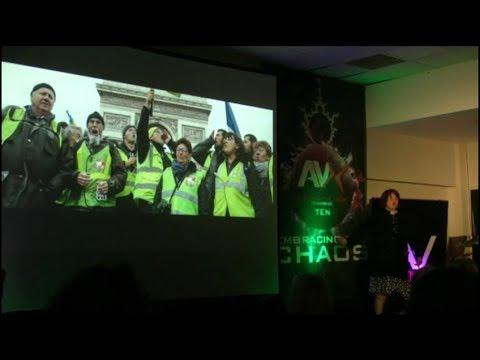 AV10 - The 21st Century FRENCH 'Yellow Vest' REVOLUTION