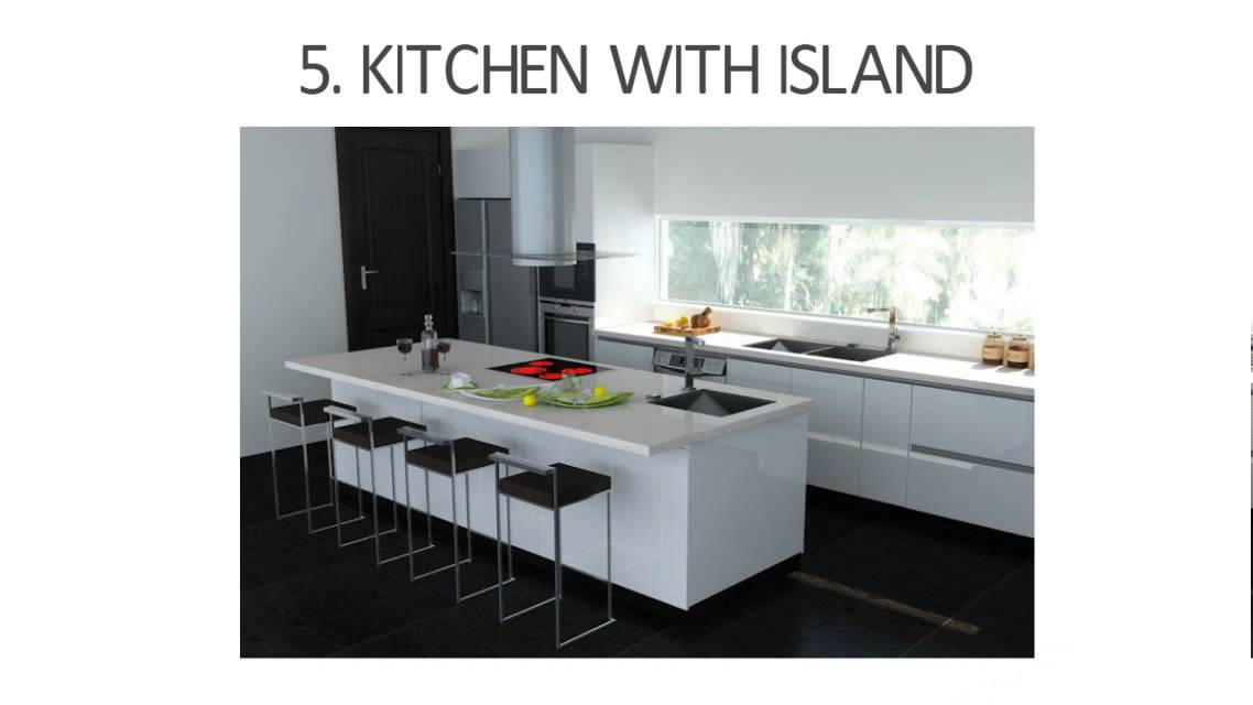 Types Of Kitchen Designs Styles You