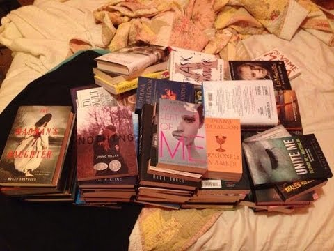 HUGE Collective Book Haul!