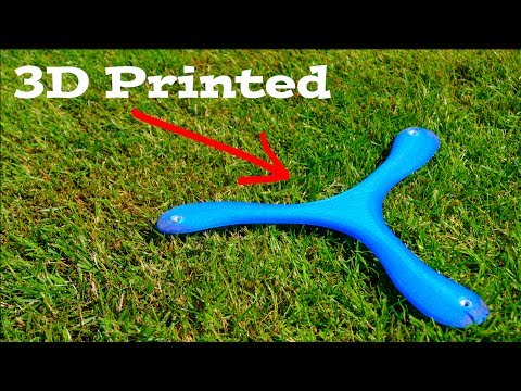 5 Awesome 3D Printed Toys!!!