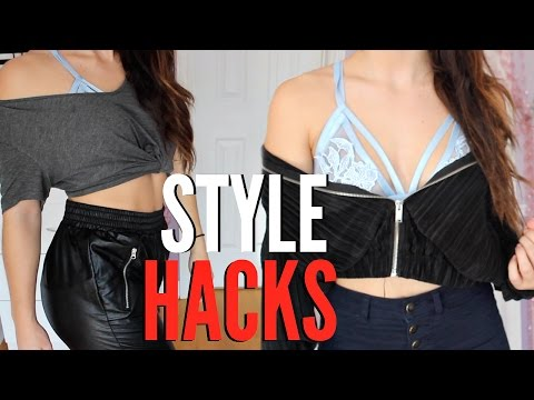 How To Find YOUR Personal STYLE | STYLE HACKS every Girl MUST  Know !