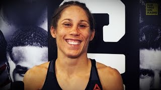 UFC 205: Liz Carmouche Compares Fighting at MSG to UFC 157 Against Rousey